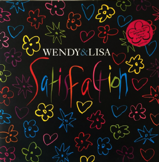 "Wendy & Lisa - Satisfaction (12"") (G-VG/VG++)"